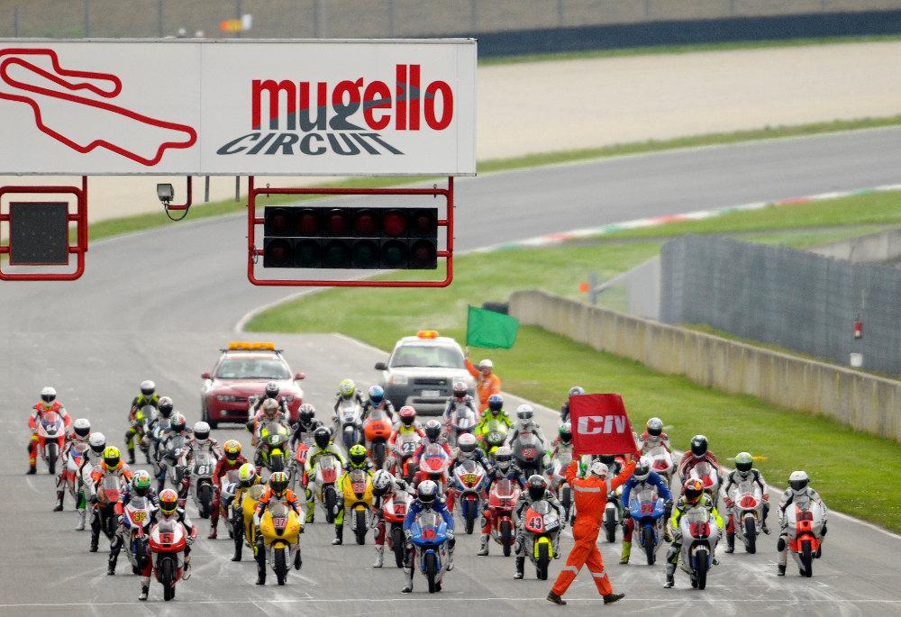 Mugello GP - circuit - home rental