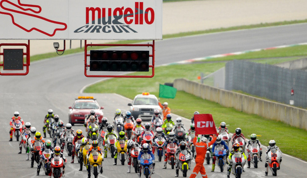 Mugello GP - circuit - home rental